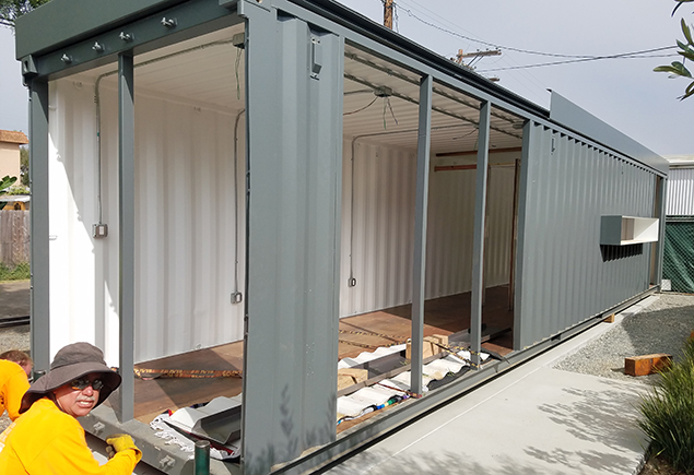 All About Custom Shipping Container Modifications